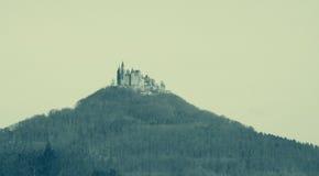zamek hohenzollern Zdjęcie Royalty Free