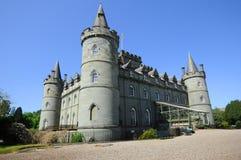zamek inveraray Obrazy Royalty Free