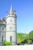 zamek inveraray Zdjęcie Royalty Free