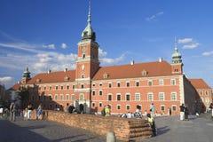 zamek królewski Zdjęcia Stock