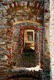 zamek krzyztopor Fotografia Stock