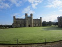 zamek Leeds Obrazy Stock
