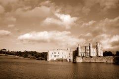 zamek Leeds. Obrazy Stock