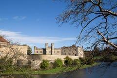 zamek Leeds Obraz Stock