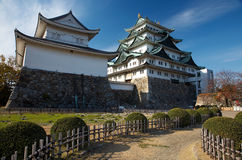zamek Nagoya Obraz Stock