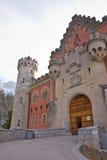 zamek Neuschwanstein zdjęcie royalty free