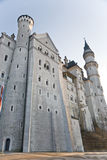 zamek Neuschwanstein obraz stock