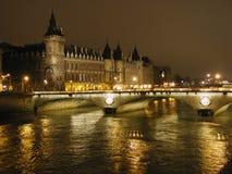 zamek Paryża Fotografia Stock