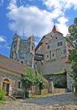 zamek pernstejn zdjęcia royalty free
