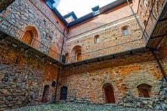 zamek średniowieczny Obraz Stock