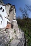zamek Romania otrąb fotografia royalty free