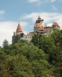 zamek Romania otrąb obraz royalty free