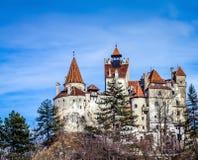 zamek Romania otrąb Obraz Stock