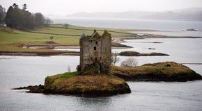 zamek stalker Zdjęcia Royalty Free