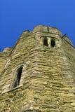 zamek stokesay fotografia stock