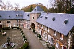 zamek terworm Zdjęcia Stock