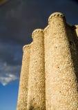 zamek tower Zdjęcia Royalty Free