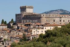 zamek we włoszech Zdjęcia Stock