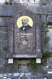 Zamenhof memorial plaque Stock Photos