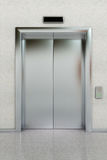 zamknięta winda Zdjęcie Stock