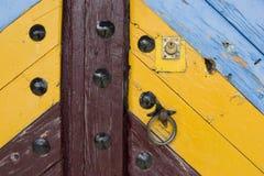 zamknięte drzwi Zdjęcie Stock