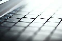 zamknięty abstrakcjonistyczny zamknięty laptop Obraz Royalty Free