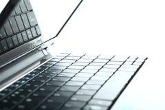 zamknięty abstrakcjonistyczny zamknięty laptop Zdjęcia Royalty Free