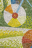 zamknięty antykwarska zamknięta mozaika fotografia royalty free