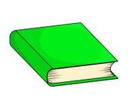 Zamknięty książkowy wektorowy symbol ikony projekt Piękna ilustracja jest Fotografia Stock