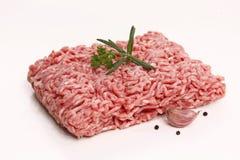 zamknięty mięso przygotowywa target1227_0_ zamknięty Fotografia Stock