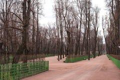 Zamknięty ogród suszyć Obrazy Royalty Free