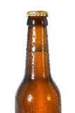 zamknięty piwa zimno fotografia stock