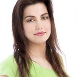 Ładna młoda kobieta Obrazy Stock