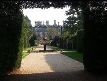 Zamknięty spojrzenie przy pałac Zdjęcia Royalty Free