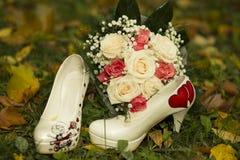 Zamknięci kwiaty Obraz Royalty Free