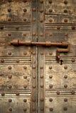 zamknięte drzwi Zdjęcia Stock