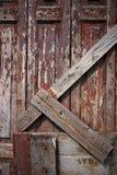 zamknięte drzwi Fotografia Royalty Free