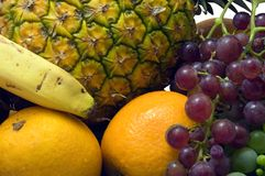 zamknięty owocowy tropikalny up Obraz Stock