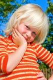 zamknięty portret fotografia stock