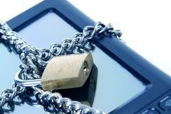 zamknij swoją informacji obrazy stock