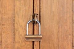 Zamknięty drewniany przedmiot Zdjęcie Royalty Free