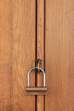 Zamknięty drewniany przedmiot Zdjęcie Stock