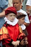 Zamożny dzieciak Obrazy Royalty Free