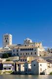 Zamora. In Castile and Leon, Spain Royalty Free Stock Image