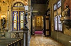 Zamora, building former Deputation Royalty Free Stock Image