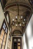 Zamora, building former Deputation Royalty Free Stock Photography