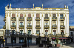 Zamora building Stock Photo