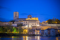 Zamora, Castile and Leon, Spain Stock Image