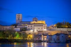 Zamora, Castile och Leon, Spanien Fotografering för Bildbyråer