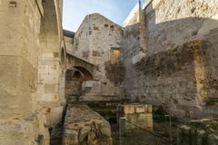 Zamora castle Royalty Free Stock Images